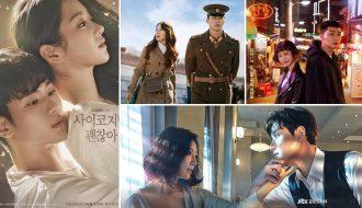 """{Khám Phá} - Top 6 Phim hàn Quốc """"Hot"""" Nhất 2021"""