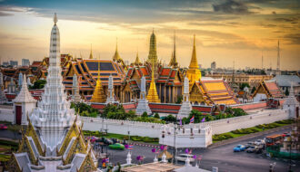 Thái Lan - Níu Chân Bạn Bằng Những Thắm Cảnh Tuyệt Vời Nơi Đây